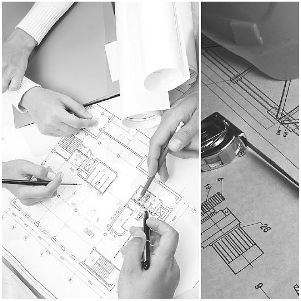 Архитектурный проект стадии А и С