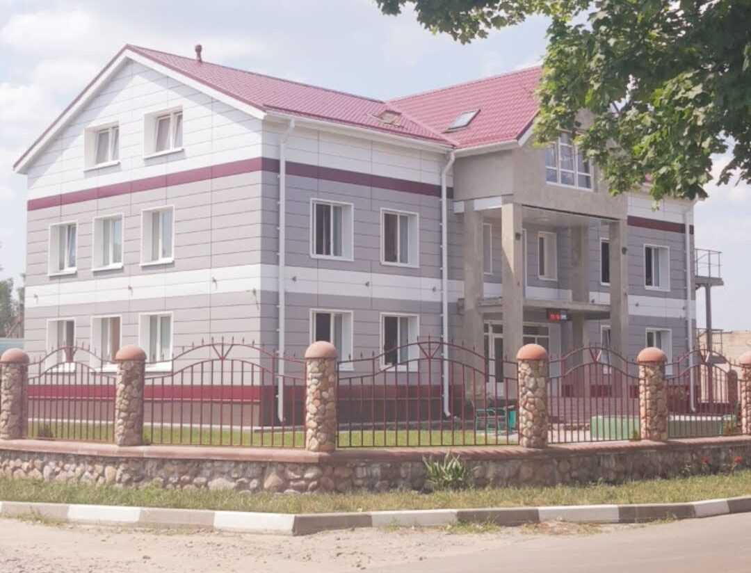 Капитальный ремонт с модернизацией фасадов административного здания