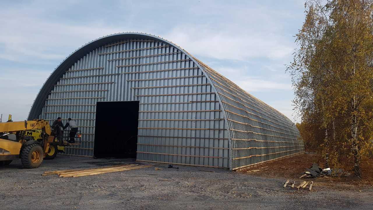 зернохранилище БАС